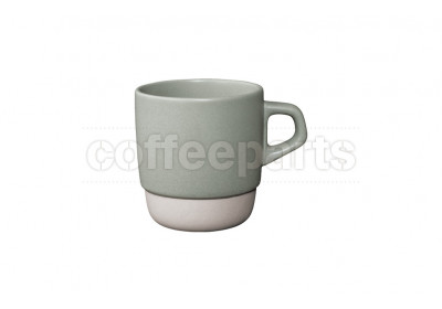 Kinto 320ml Grey Stacking Coffee Mug