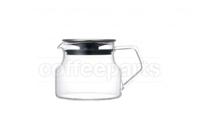 Kinto Cast Heat Resistant Glass Teapot 450ml