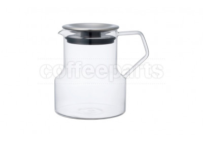 Kinto Cast Heat Resistant Glass Teapot 700ml