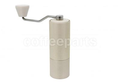 Timemore Chestnut C2 (Titanium Blades) Manual Coffee Grinder: Titanium