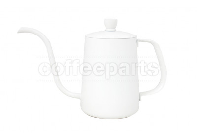 Timemore 600ml Fish Pour Over Coffee Kettle: White