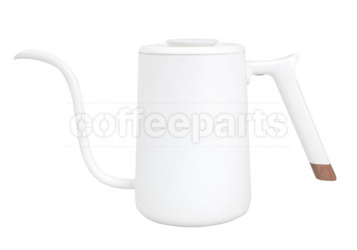 Timemore 700ml Fish Pro Pour Over Coffee Kettle: White