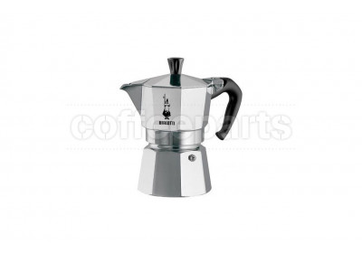 Bialetti 1 Cup Moka Express Stove Top Coffee Maker