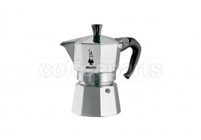 Bialetti 6 Cup Moka Express Stove Top Coffee Maker
