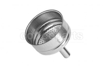 Bialetti 10 Cup Stainless Steel Replacement Funnel
