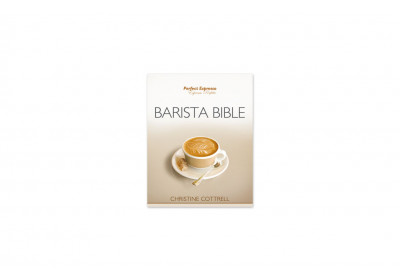 Book, barista bible