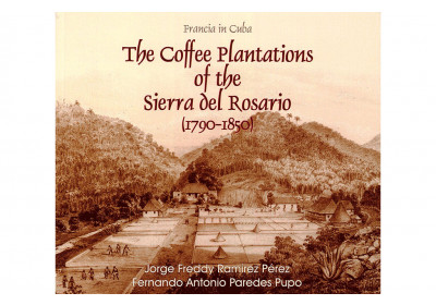 Book, the coffee plantations of the sierra del rosario