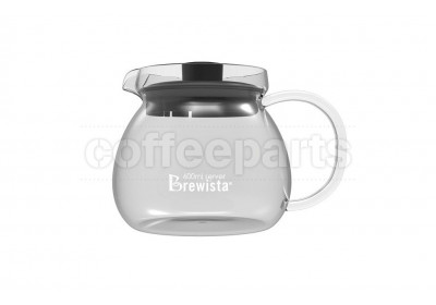 Brewista 600ml Glass Coffee Server for pour over coffee