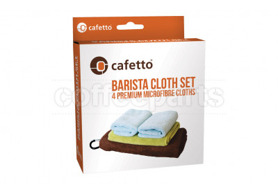 Cafetto Barista Premium Cloth Set