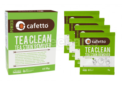 Cafetto Tea Clean (4 pack)