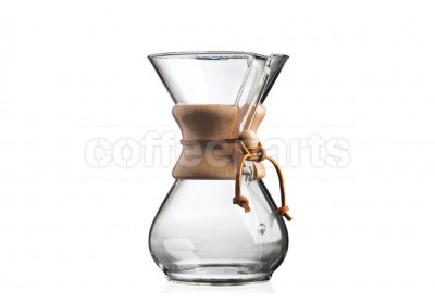 Chemex 6-Cup Classic Original Coffee Pour Over Unit