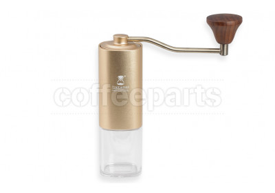 Timemore Chestnut G1-S (Titanium Blades) Hand Coffee Grinder Golden/PC