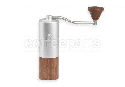 Timemore Chestnut G1S Hand Coffee Grinder Silver/Walnut SS