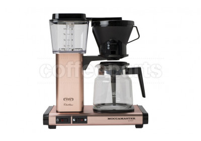 Moccamaster 1.25lt Classic Copper Filter Coffee Machine