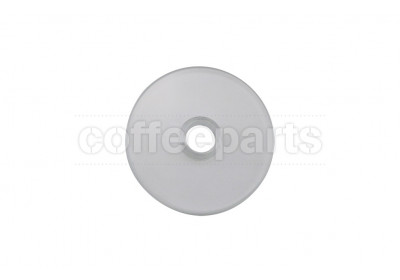 Comandante Replacement Crank Lid: Clear