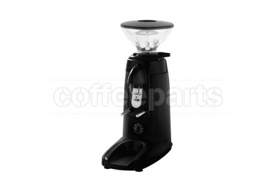 Compak K3 Touch black with short hopper