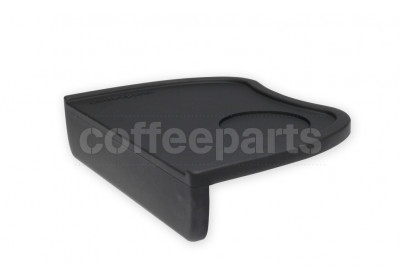 Coffee Parts Large Corner Portafilter Silicon Tamping Mat