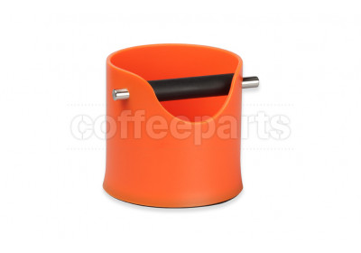 Crema Pro 110mm knocking tube, colour: burnt orange