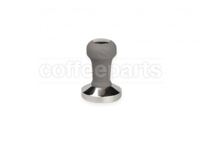 Crema Pro 58mm Flat Base Grey Coffee Tamper
