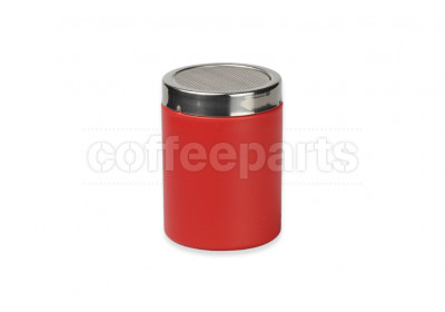 Crema Pro Chocolate shaker - Red