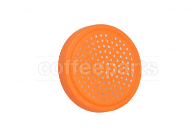CLEARANCE Crema Pro Perforated Top: Orange