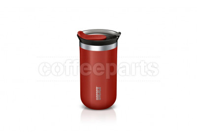 Wacaco Octaroma Lungo Vacuum Insulated Mug: Carmine Red