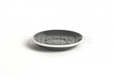 Acme demitasse saucer, 115mm diameter, colour: grey
