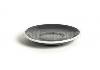 Acme standard saucer, 145mm diameter, colour: grey