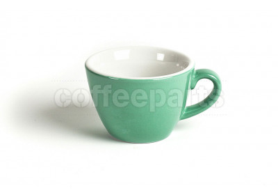 Acme 150ml Flat White cup, colour: green
