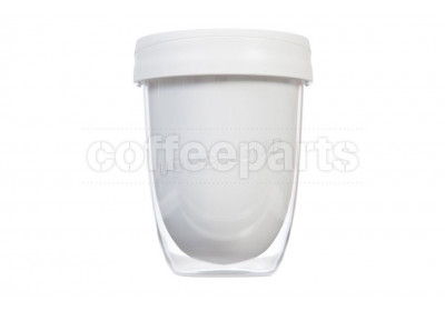 Uppercup 8oz White Re-Usable Coffee Cup