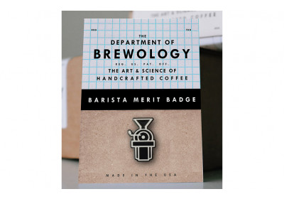 Roaster badge – Department of Brewology