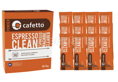 Espresso Clean Sachet Pack (18 x 5g pack)