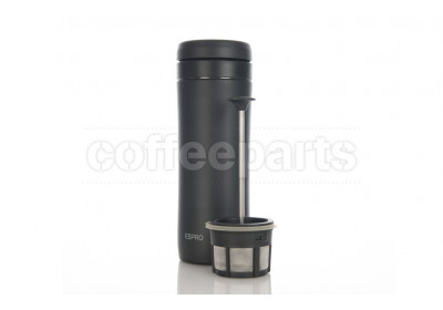 Espro Black Coffee Travel Press - Brews 300ml, Holds 450ml