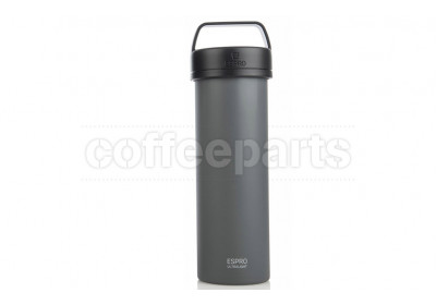 Espro Ultralight Travel Press 475ml - Gun Metal Grey