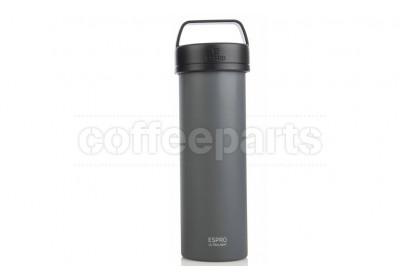 Espro Ultralight Travel Press 475ml - Gun Metal Grey