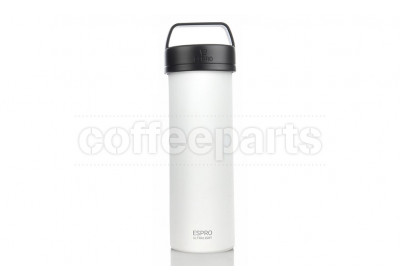 Espro Ultralight Travel Press 475ml - Chalk White