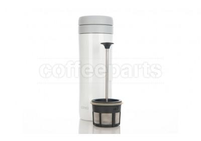 Espro White Coffee Travel Press - Brews 300ml, Holds 450ml