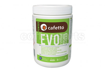 Cafetto 1kg Evo Organic Espresso Coffee Machine Group Cleaning Powder