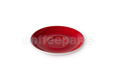 Acme Evolution 14cm Saucer, colour: Rata (Red)