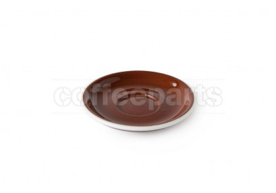 Acme Evolution 11cm Saucer, colour: Weka (Brown)