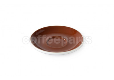 Acme Evolution 14cm Saucer, colour: Weka (Brown)