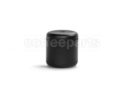 Fellow Atmos Matte Black Stainless Steel Vacumm Canister : 10oz Medium
