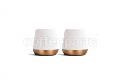 Fellow 2oz White Junior Pair - Joey Family Coffee Cups