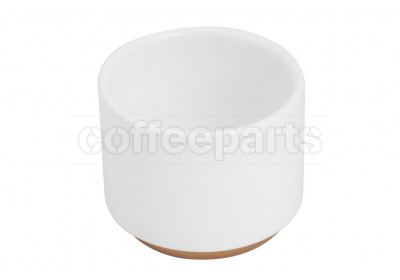 Fellow 6.5oz White Cappuccino - Monty Coffee Cup