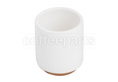 Fellow 4.5oz White Cortado - Monty Coffee Cup