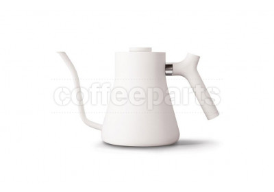 Fellow 1lt Stagg Matte White Pour Over Coffee Kettle