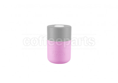 Frank Green Original SmartCup - 8oz / 230ml : Grey/Pink