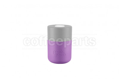 Frank Green Original SmartCup - 8oz / 230ml : Grey/Purple