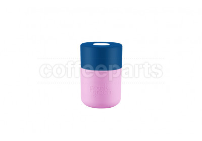 Frank Green Original SmartCup - 8oz / 230ml : Navy/Pink