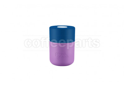 Frank Green Original SmartCup - 8oz / 230ml : Navy/Purple